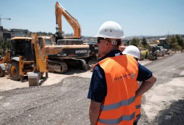 ניהול ופיקוח פרויקטים בבנייה אדר קו הנדסה