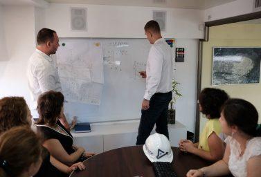 תהליך פיקוח וניהול פרויקט עם צוות אדר קו הנדסה